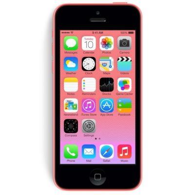 Apple smartphone: iPhone 5c 16GB - Roze - Refurbished - Zichtbare gebruikssporen  (Approved Selection Budget .....