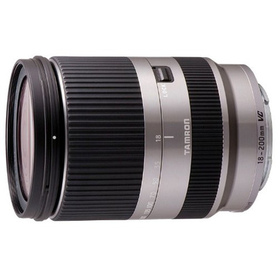 Tamron camera lens: F/3.5-6.3 Di III VC - Zilver