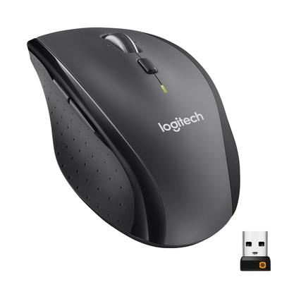 Logitech Marathon Mouse M705 Muis - Houtskool