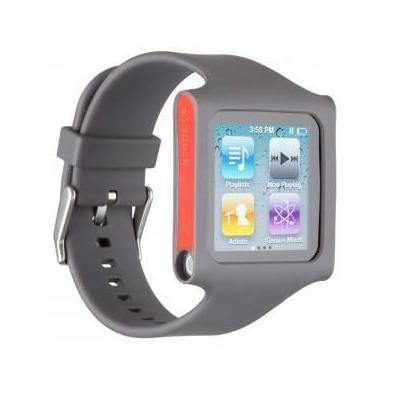 Speck MP3/MP4 case: TimeToRock for iPod nano- MagmaJamma Grey - Grijs