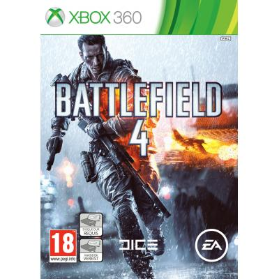 Electronic arts game: Battlefield 4  Xbox 360