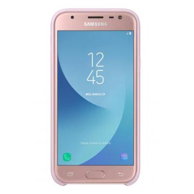 Samsung mobile phone case: Dual Layer - Roze