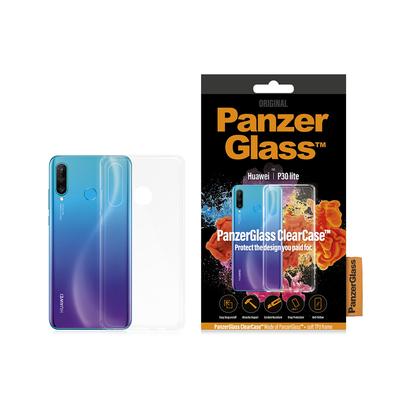 PanzerGlass Huawei P30 lite Clear Frame Mobile phone case - Transparant