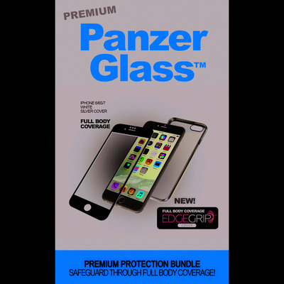PanzerGlass Apple iPhone 6/6s/7/8 360⁰ Protection Screen protector - Transparant