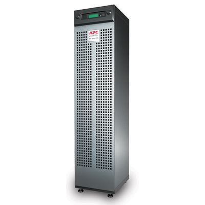 Apc UPS: MGE Galaxy 3500 10kVA 400V with 2 Battery Modules - Zwart