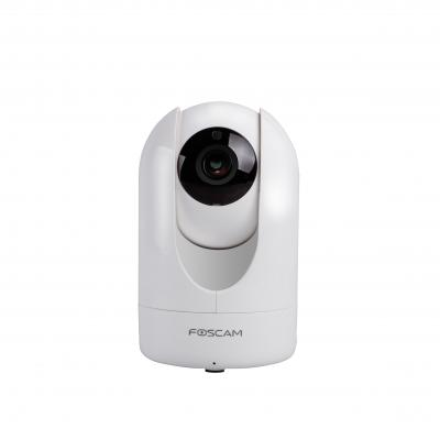 Foscam beveiligingscamera: R4 - Indoor PT HD IP Camera 4MP - Wit
