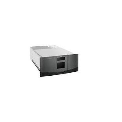 Hewlett Packard Enterprise StorageWorks MSL5026S2 1 SDLT 320 Drive Rack-mount Tape Library .....
