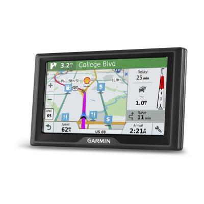 Garmin navigatie: Drive 61 LMT-S - Zwart