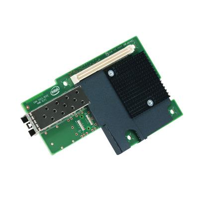 Intel Ethernet Server Adapter X520-DA1 for Open Compute Project Netwerkkaart - Zwart,Groen