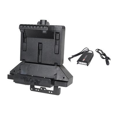 Gamber-Johnson 90W, 213x89x241m, 1.5kg, Composite/Aluminium, Black Houder - Zwart