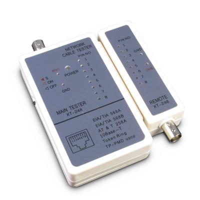 Inter-Tech 88887209 Netwerkkabel tester - Grijs