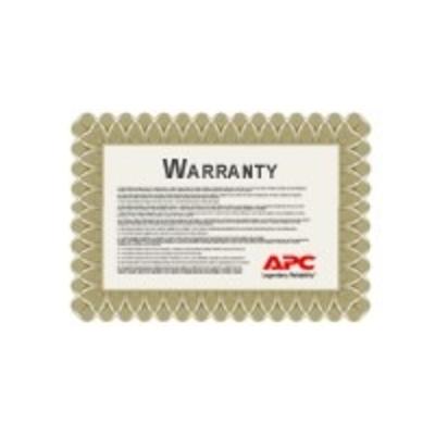 APC WEXTWAR1YR-AX-11 aanvullende garantie