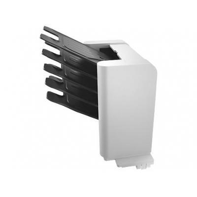 Hp uitvoerstapelaar: LaserJet 140 x 210 to 216 x 356 mm, 500 sheets, 353 x 306 x 522 mm, 7.0 kg