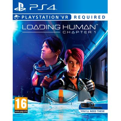 505 games game: Loading Human  PS4 / VR