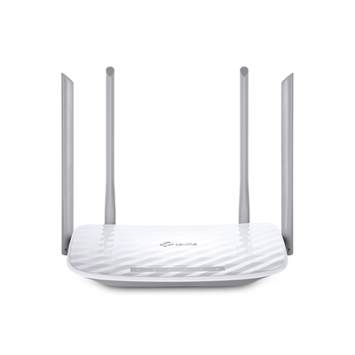 TP-LINK Archer C50 Wireless router - Wit
