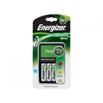 Energizer oplader: Batterijlader Maxi + 4xAA