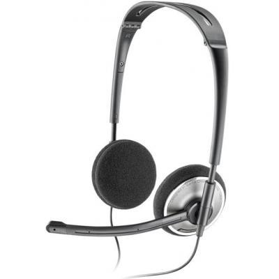 Plantronics headset: .Audio 478 - Zilver