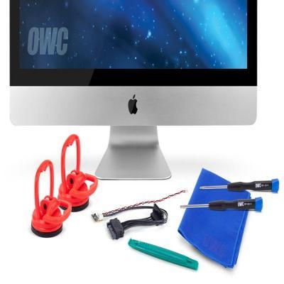 OWC DIYIMACHDD09 Montagekit - Zwart,Blauw,Rood