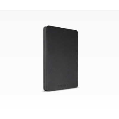 Toshiba Canvio Alu 1 TB Externe harde schijf - Zwart