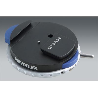 Novoflex statief accessoire: Q=BASE Schnellkupplung - Grijs
