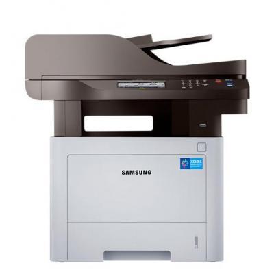 Samsung multifunctional: SL-M4070FX - Zwart, Wit