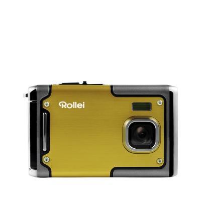Rollei digitale camera: Sportsline 85 - Geel
