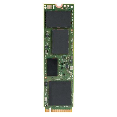 Intel SSD: DC P3100 - Zwart, Groen