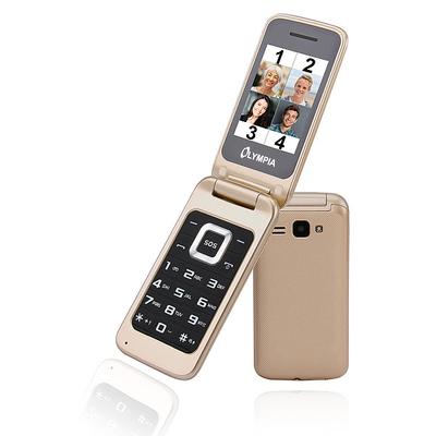 Olympia Luna mobiele telefoon - Goud