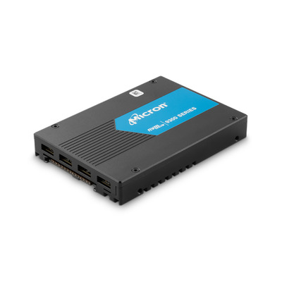Micron 9300 MAX SSD