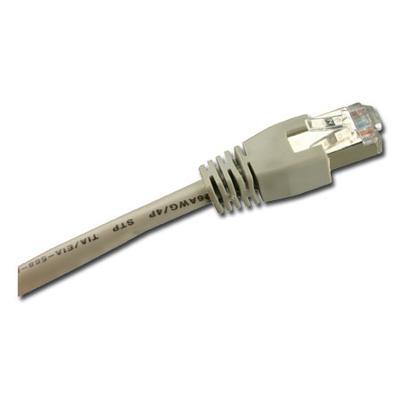 Sharkoon CAT.6 Network Cable RJ45 grey 1 m Netwerkkabel - Grijs