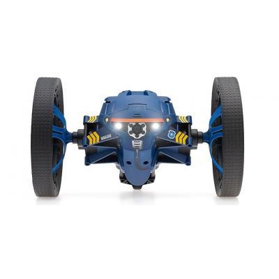 Parrot drones: Jumping Night Minidrone Diesel -Blauw - Zwart, Blauw