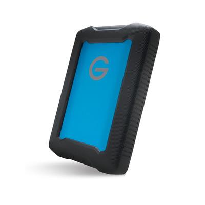 G-Technology ArmorATD Externe harde schijf - Zwart, Blauw