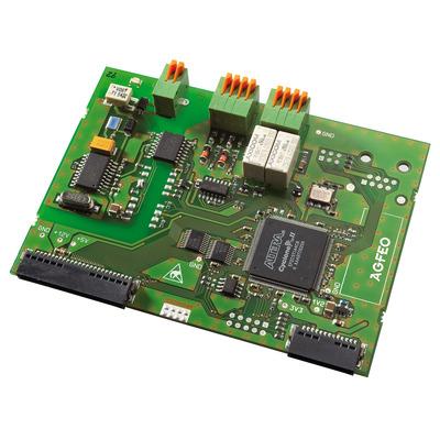AGFEO 6100468 Patch panel accessoire - Zwart, Groen