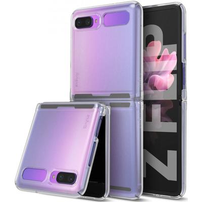 Ringke Slim Backcover Samsung Galaxy Z Flip - Matte Transparant - Matte Mobile phone case