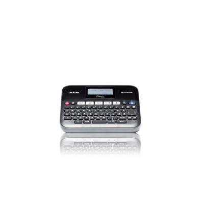 Brother PT-D450VP - QWERTY Labelprinter - Zwart
