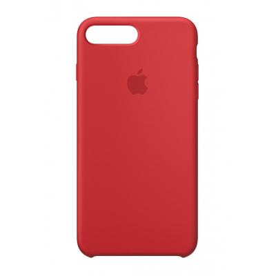 Apple Siliconenhoesje voor iPhone 8 Plus/7 Plus - (PRODUCT)RED mobile phone case - Rood