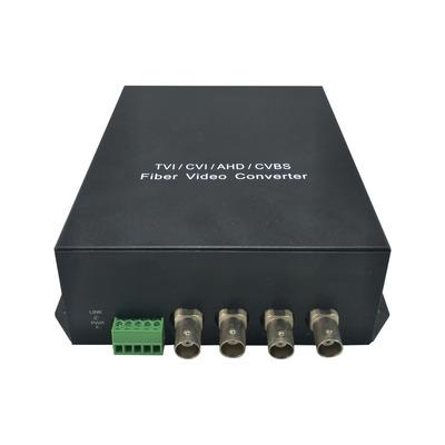 LevelOne AVF-1401 AV extender - Zwart