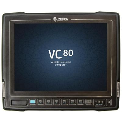 Zebra VC80 POS terminal - Zwart