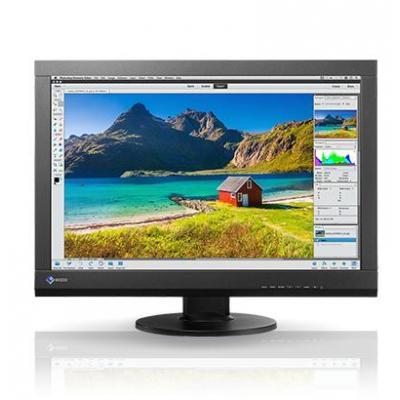 "Eizo monitor: ColorEdge 24.1 "" IPS monitor - Zwart"