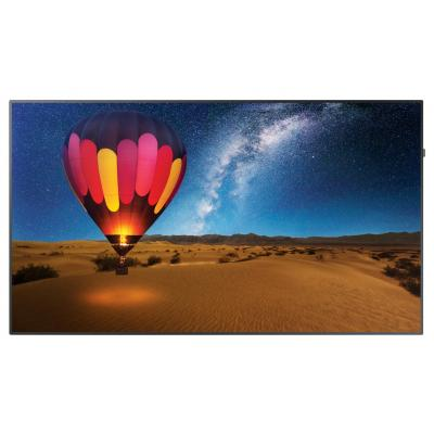 Samsung public display: 4K UHD Standalone Display QMF 98 inch - Zwart
