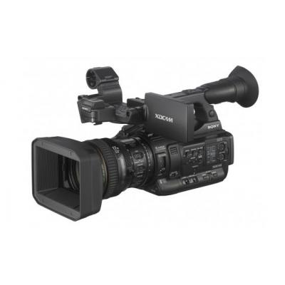 Sony digitale videocamera: Three 1/2-type Exmor CMOS Full HD sensor XDCAM camcorder - Zwart