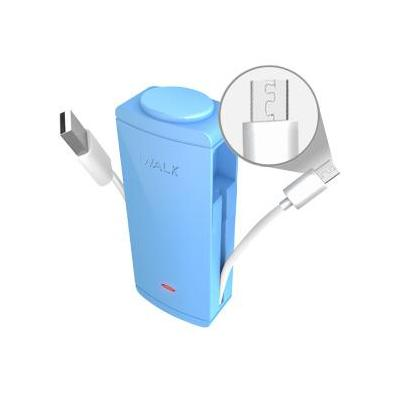 Iwalk powerbank: Charge it+ - Blauw