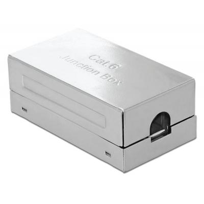 Delock : Junction Box for network cable Cat.6 LSA STP