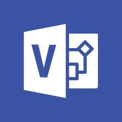 Microsoft Visio 2019 Software licentie