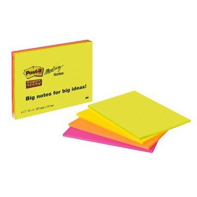 Post-It 7100043258 Zelfklevend notitiepapier