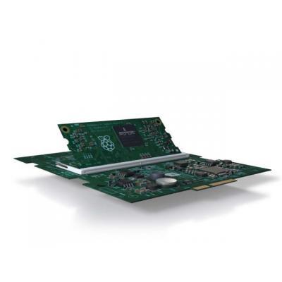 Nec : Raspberry Pi 3 Compute Module - Groen