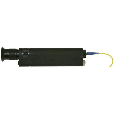Black Box Fiber Inspection Scope, 3 AAA alkaline batterie, 600g, Black Netwerkkabel tester - Zwart