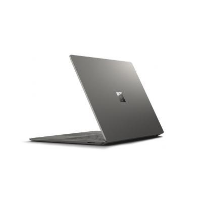 Microsoft laptop: Surface Laptop Microsoft® Surface Laptop i7/8/256 Comm W10Pro - Goud