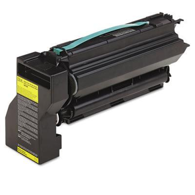 IBM 39V1922 High-Yield Toner, 10000 Page-Yield, Yellow toner - Geel