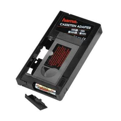 "Hama mediadoos: Cassette Adapter VHS-C/VHS ""Auto"""